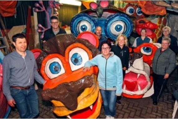 wagen 2015 in de gelderlander